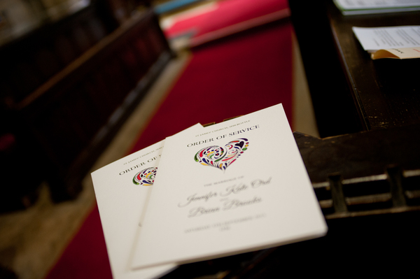 © jamie penfold photography 2015 - www.memoriesandemotions.co.uk, order of service, DIY wedding