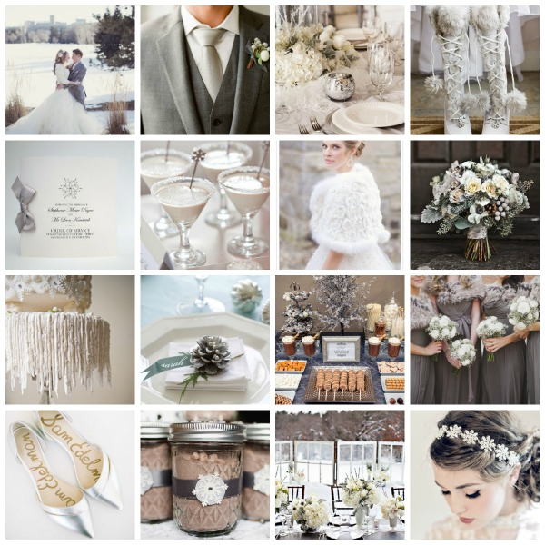 MrsPandPs Sunday Morning Cuppa, Wedding Blog, Blog Catch up, frost wedding moodboard, winter wedding moodboard, frost wedding theme, winter wedding theme