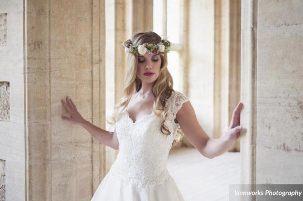Ikonworks-Photography, Cotswolds-Bridal-Boutique, UK-Bridal-Brand, Chanticleer-Brides, 2016 collection, Shakespeare in Love Collection, Adriana Gown