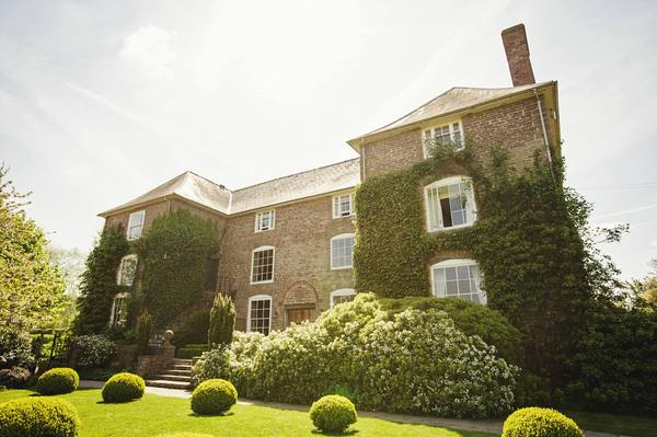 Dewsall Court, Herefordshire Wedding Venue