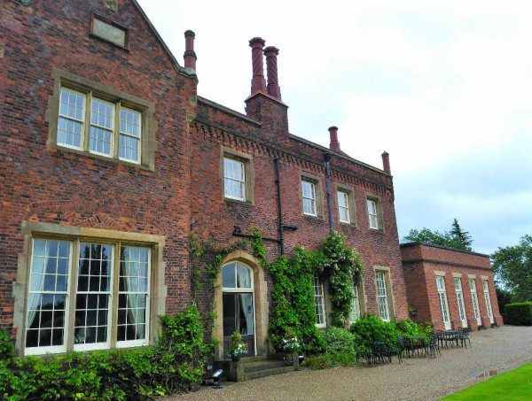 Hodsock Priory, wedding venue