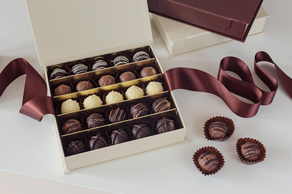 Poppy Pickering, Tiree Dawson Photography , handmade chocolates