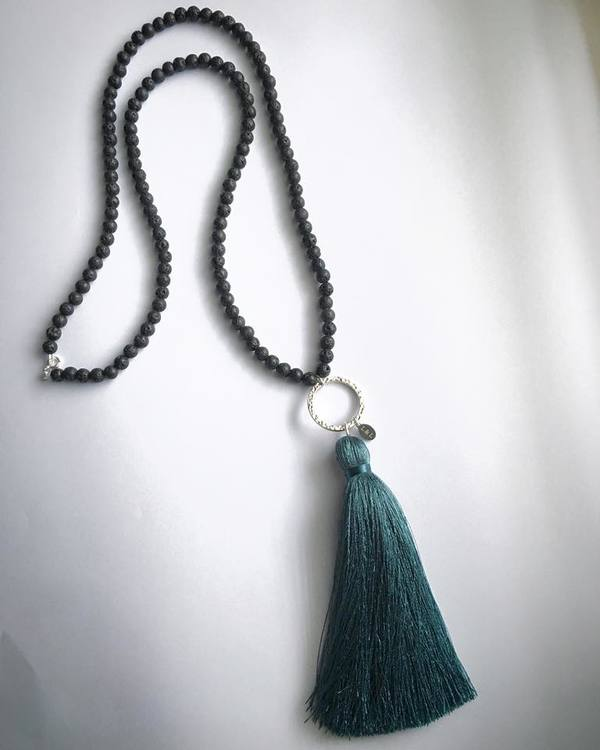 MrsPandPs Sunday Morning Cuppa , Wedding Blog, Blog Catch up , lark-and-lily-designs-tassel-necklace