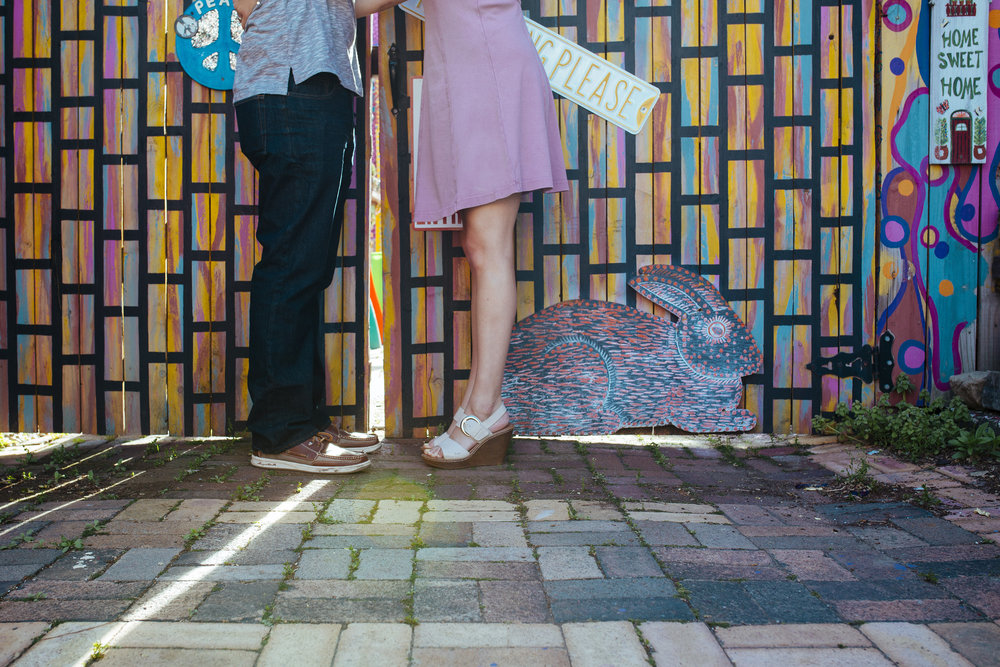 Randyland-Pittsburgh-Landmark-Sandra-Chile-Photography-Pittsburgh-Engagement-Schoot-Colourful-Engagement-Shoot 2