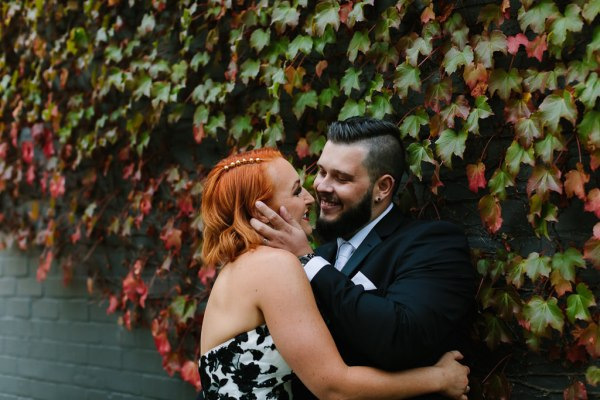A gorgeous Autumnal New South Wales Wedding with fiery seasonal colour