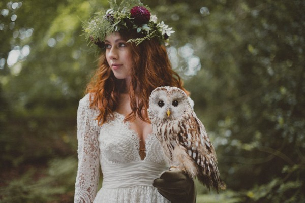 Wild at Heart - Stunning bohemian & rustic wedding styling harnessing the beauty of nature