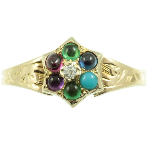 Writing your own Love story with beautiful Antique Jewellery