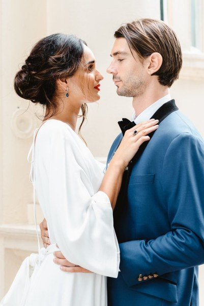 Contemporary meets Timeless for stylish wedding inspiration for the modern couple
