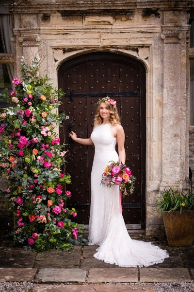 Vibrant and colourful wedding inspiration channelling the beauty of Spring