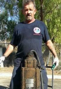 Mr Speedy Plumbing Technician