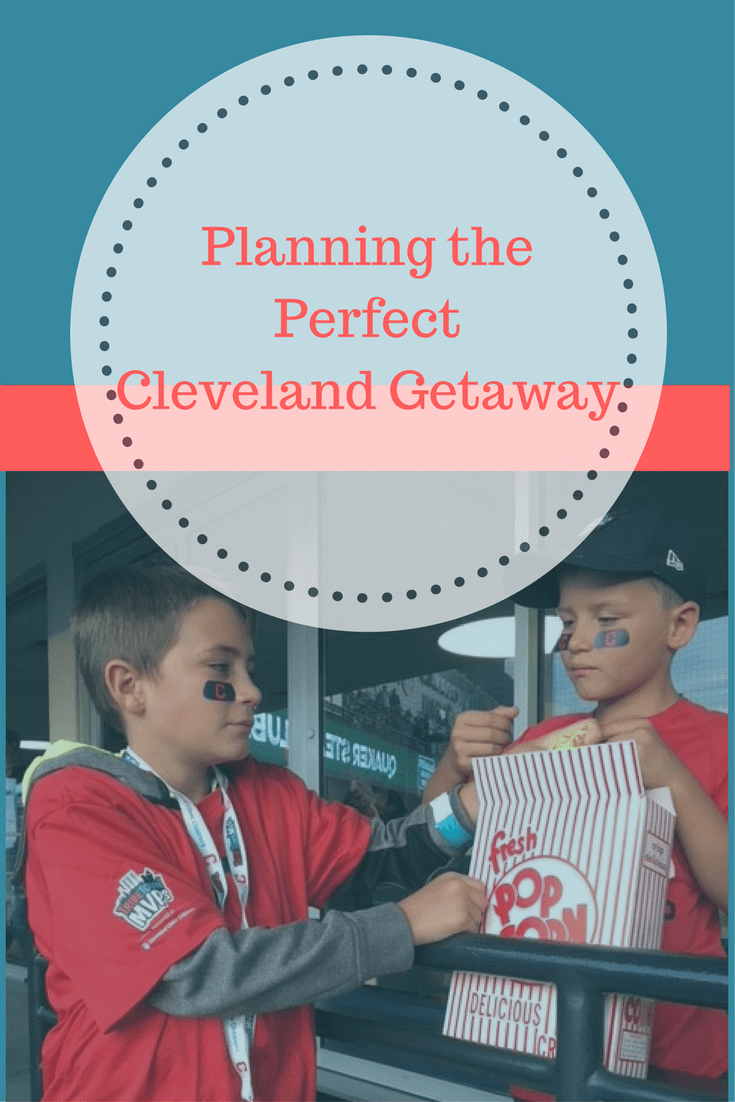 A Cleveland Getaway with The Penningtons
