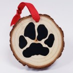 Bentley ornament (front) - $5 each
