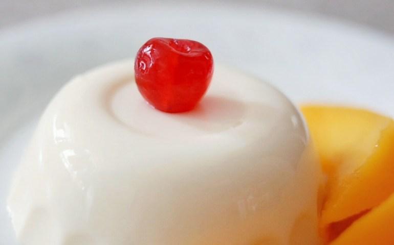Recipe - Vanilla Panna Cotta