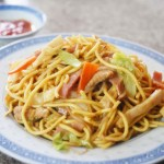 Stir-fried Noodles (Chow Mien) 雜錦炒麵