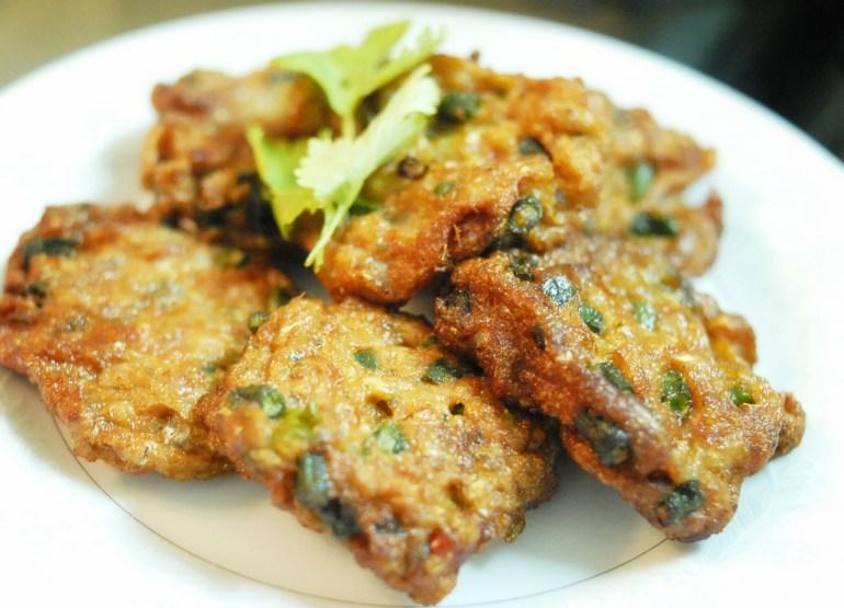 Recipe -Thai Fishcakes