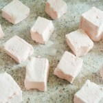 Homemade Fluffy Marshmallows 自製綿花糖