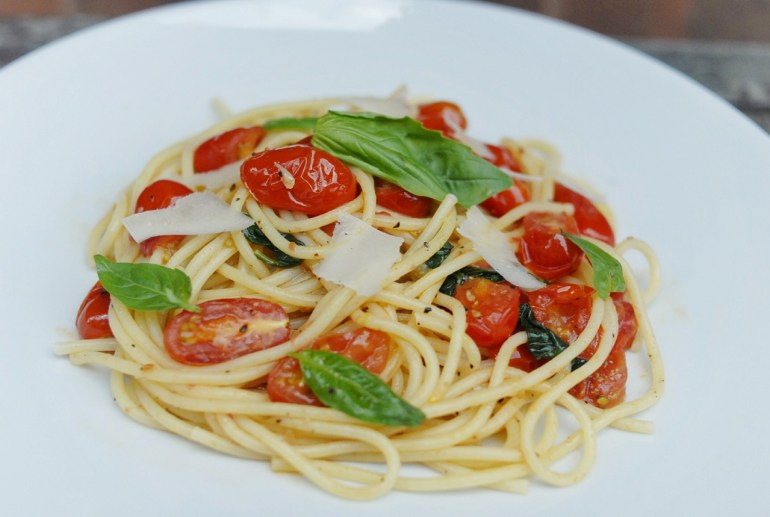 Recipe - spaghetti al pomodoro