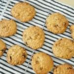 Oatmeal Raisin Cookies 燕麥葡萄曲奇
