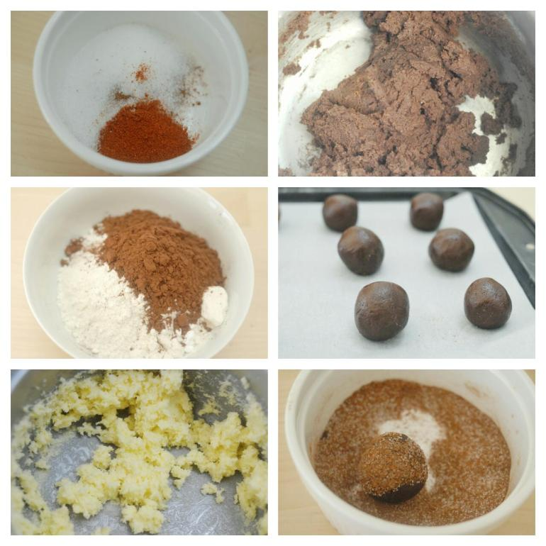 Recipe - Mexican Hot Chocolate Cookies