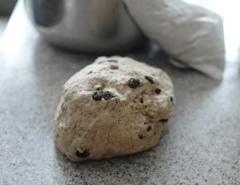Recipe - Cinnamon Raisin Bagels