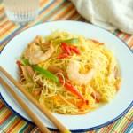 Singapore Stir-fried Noodles 星洲炒米