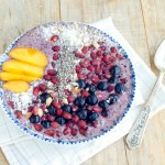 Healthy Smoothie Bowl 水果奶昔