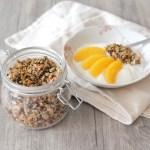 Homemade Granola 自製健康燕麥