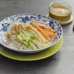 Cold Sesame Noodles 麻醬冷麵