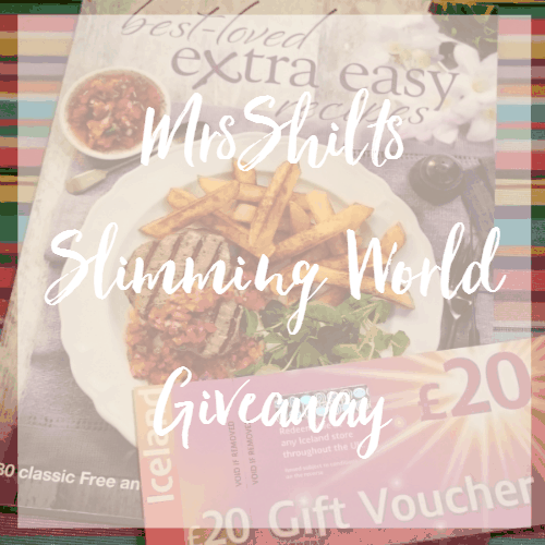 Life according to mrsshilts celebrating the new slimming world ready meals with a giveaway New slimming world meals