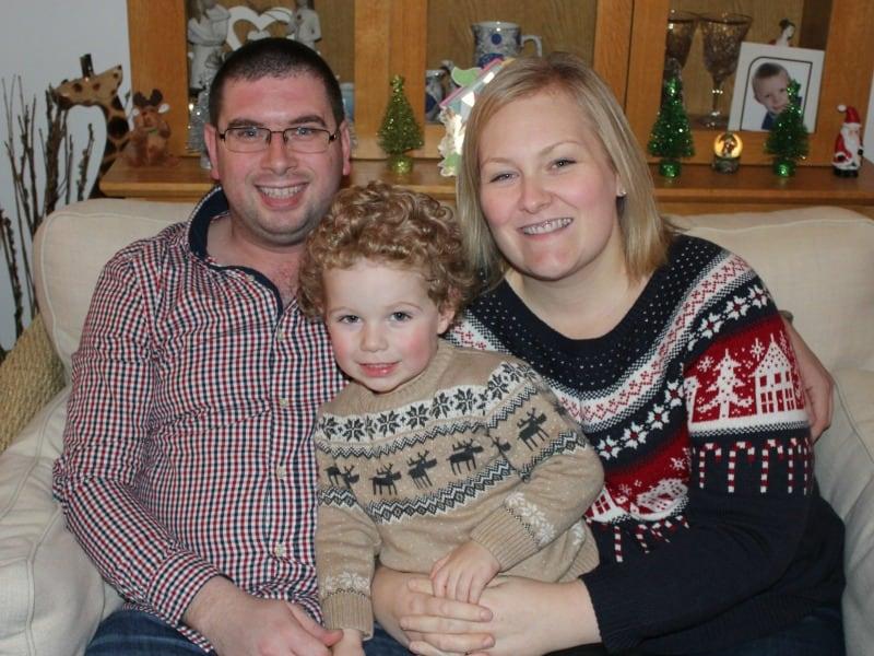 Shilton Family December 2015