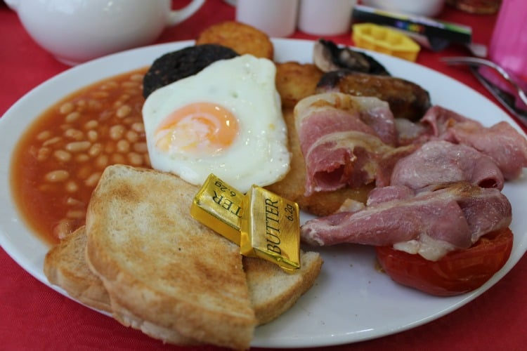 Breakfast with Father Christmas Wyevale Garden Centre