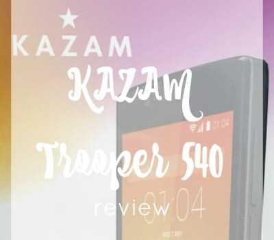 KAZAM Trooper 540