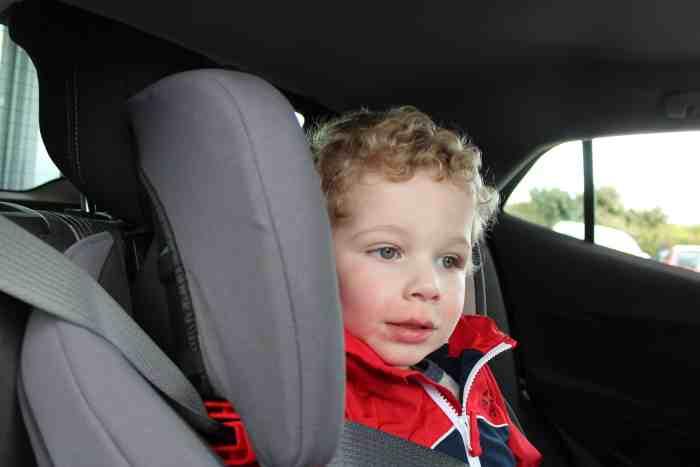 Graco Milestone All-In-One Car Seat
