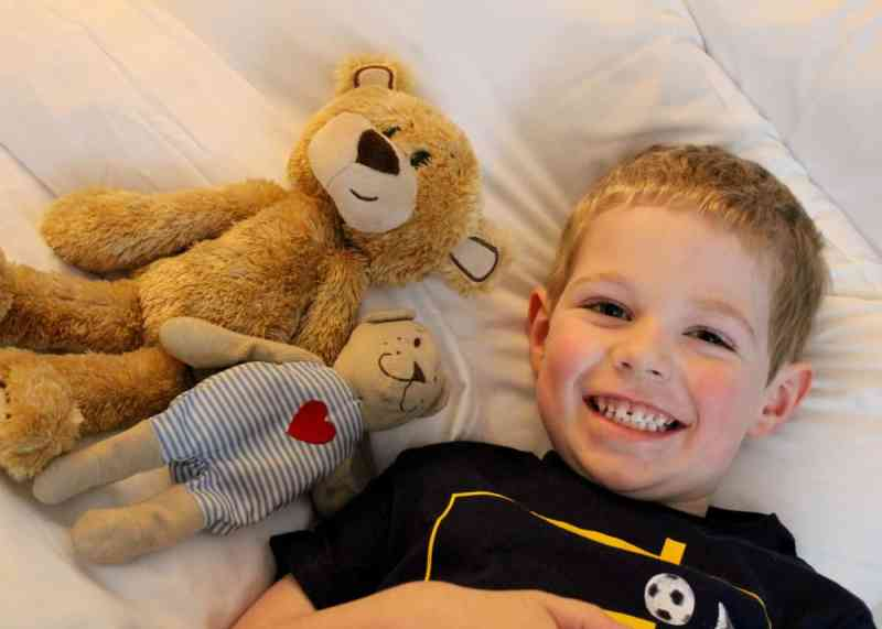 Olly smile teds
