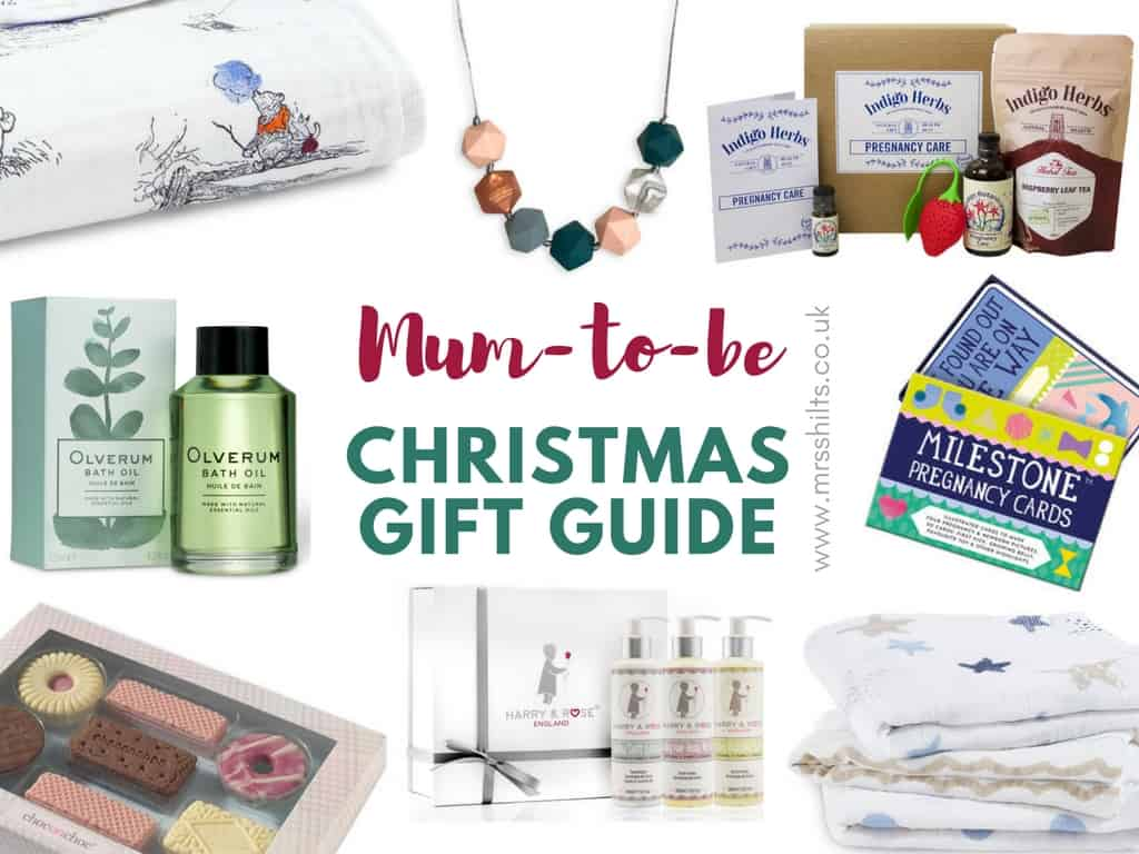 Mum to be Christmas Gift Guide