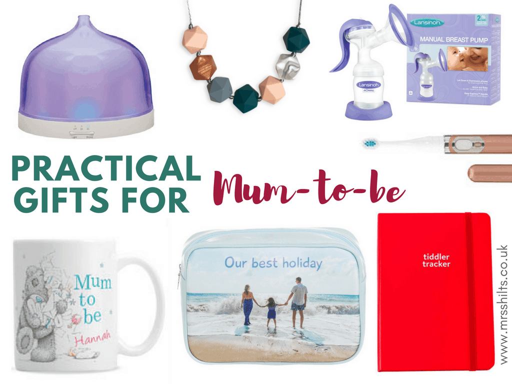 Practical gifts for Mums to be 2017