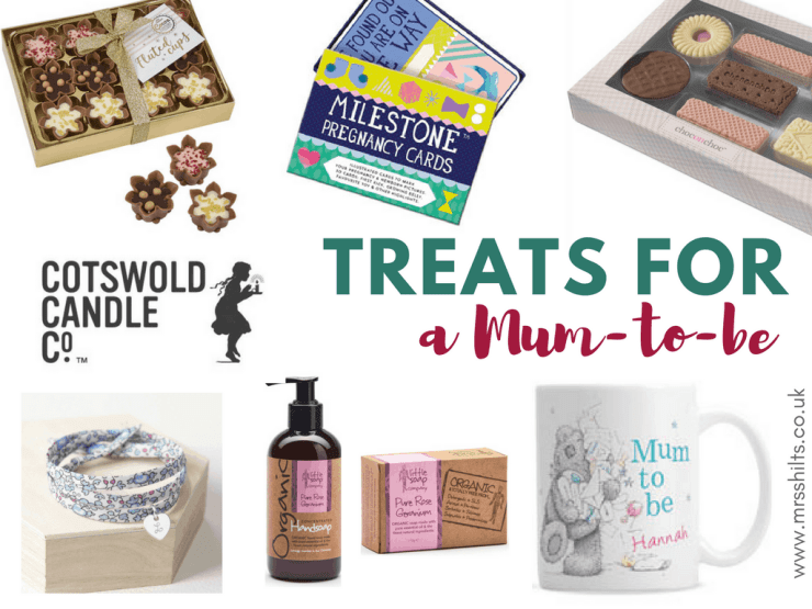 Christmas treats for a mum to be