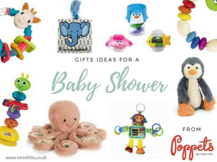 baby shower Poppets