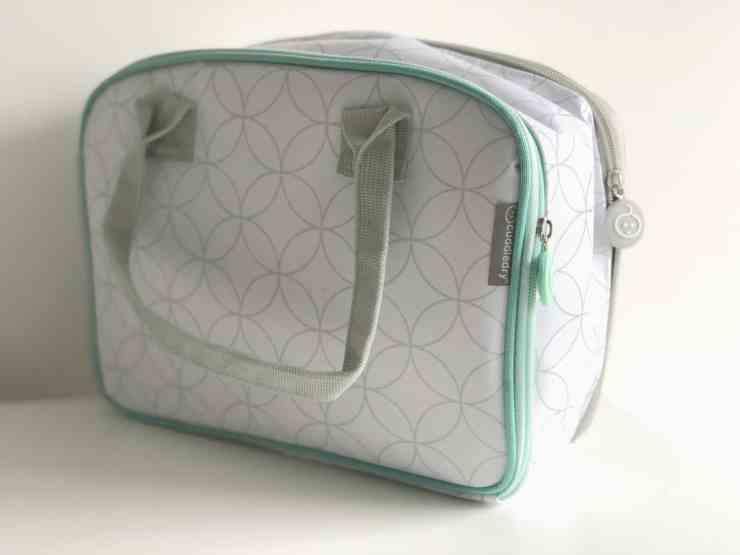 Cuddledry Baby and Me Wash Bag