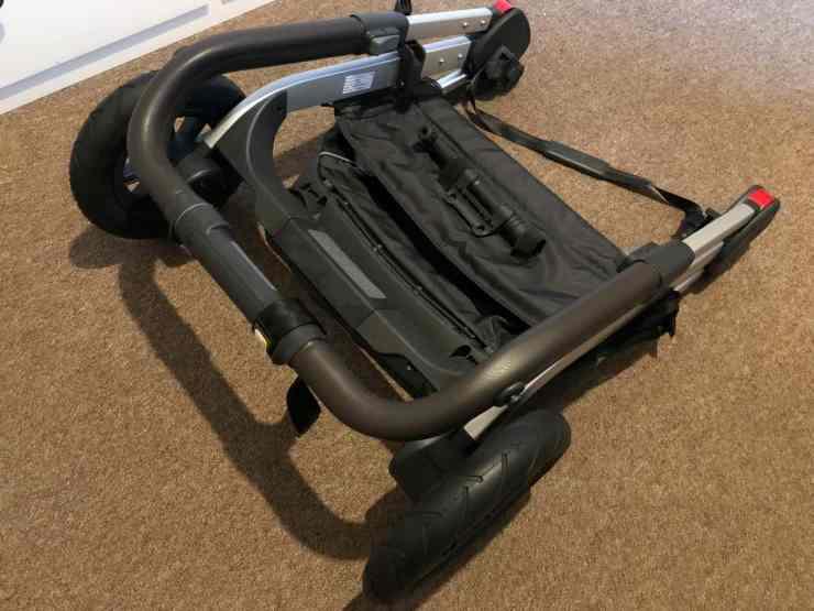 Diono Quantum Classic pushchair pram bassinet