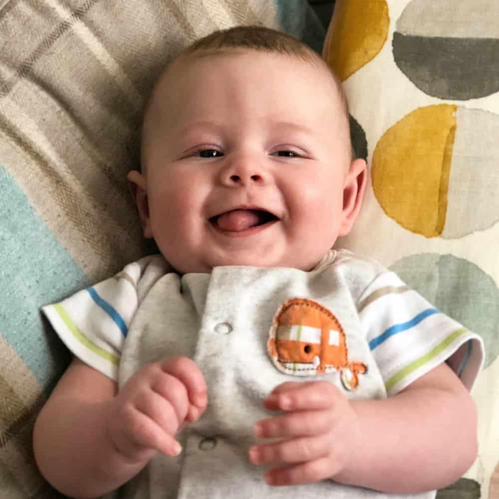 Freddie 4 months
