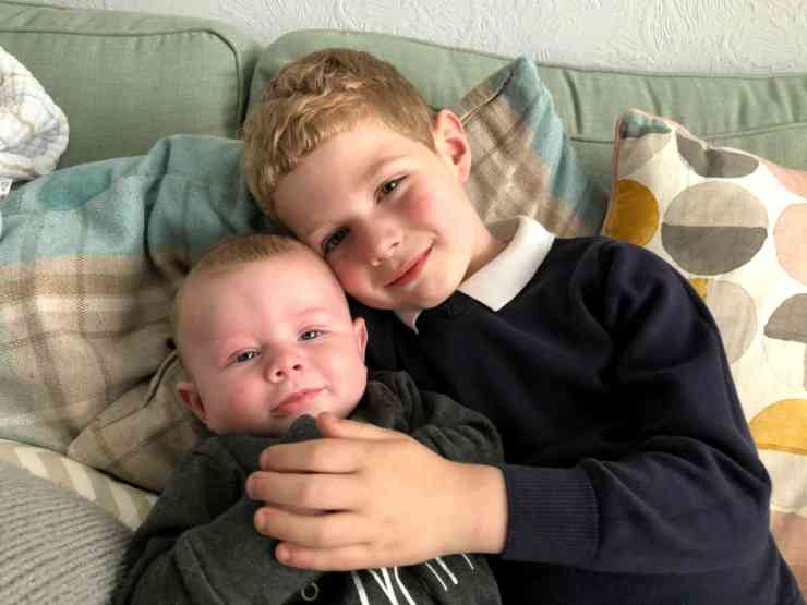 Brothers Siblings May 2018