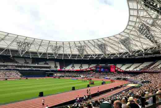 Müller Anniversary Games 2018
