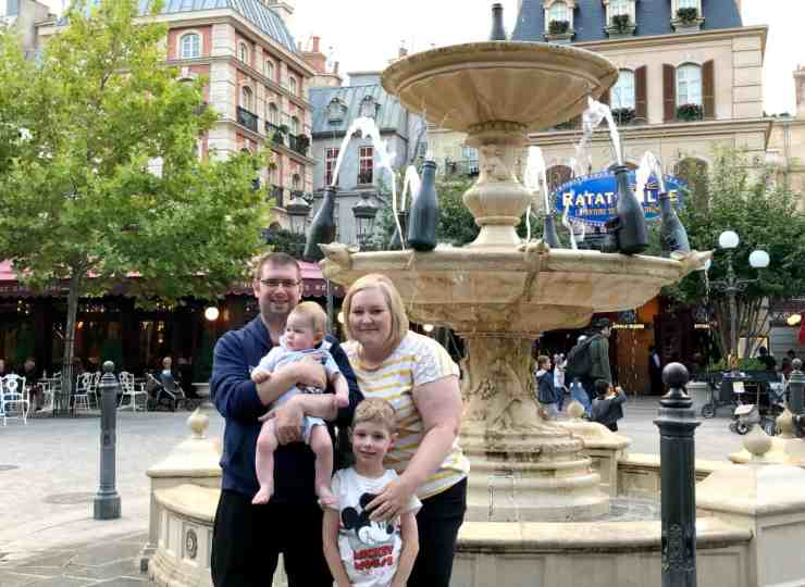 Disneyland Paris August 2018