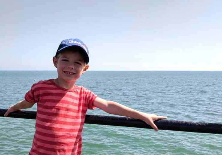 Olly Worthing Pier
