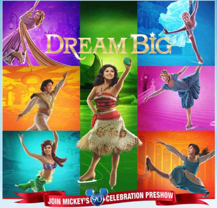 Dream Big Disney On Ice