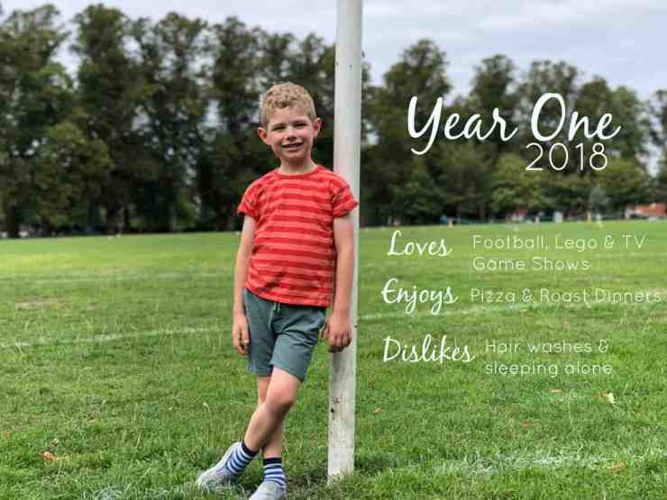 Olly Year One