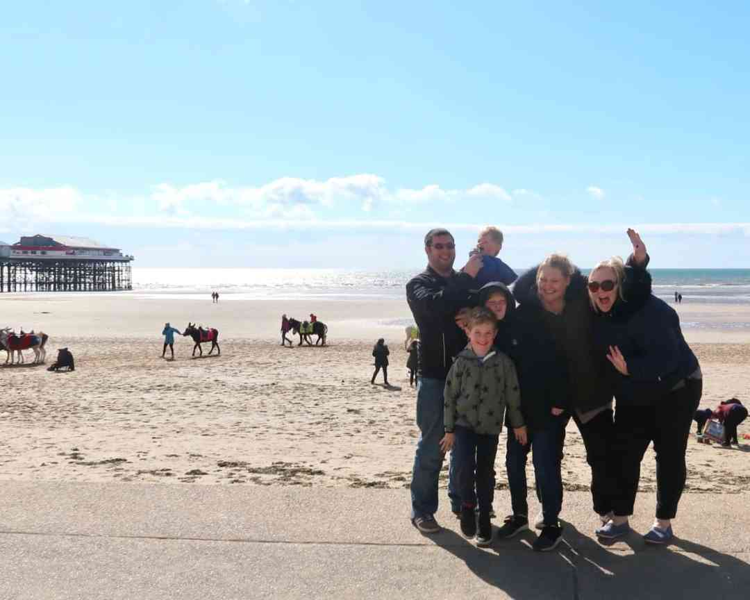 Family Blackpool