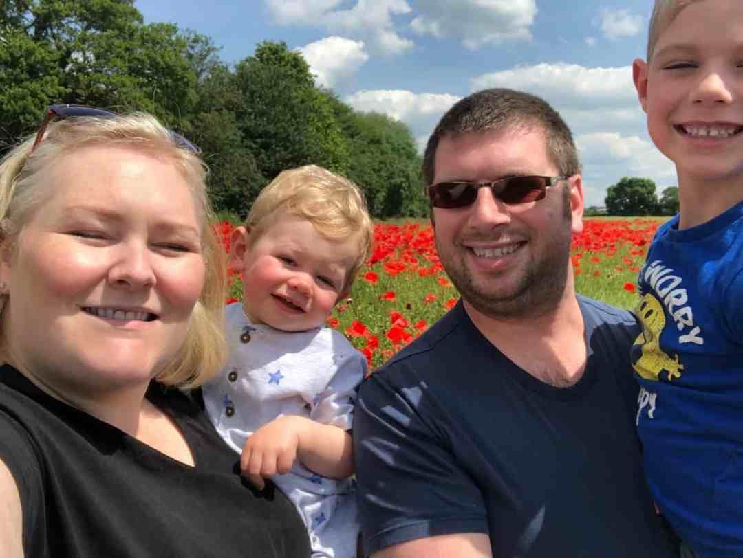 Family Me and Mine June 2019