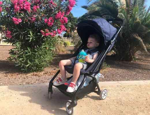 Cybex Eezy S travel stroller